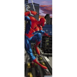 Spiderman NYC 73 x 202