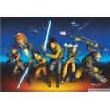 Fotomural Star Wars 8-486 Star Wars Rebels Run