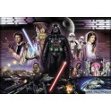 Fotomural Star Wars 8-482 Darth Vader Collage