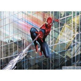 Spiderman 4-439 254 x 184